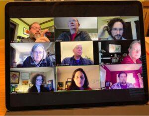 Board Meeting Zoom